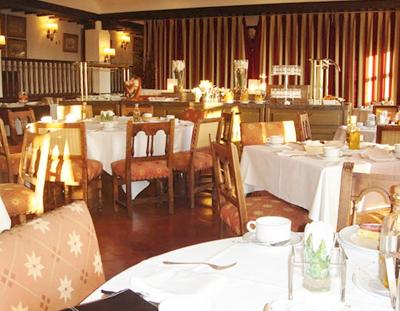 ホテル、レストラン、ランチ会
